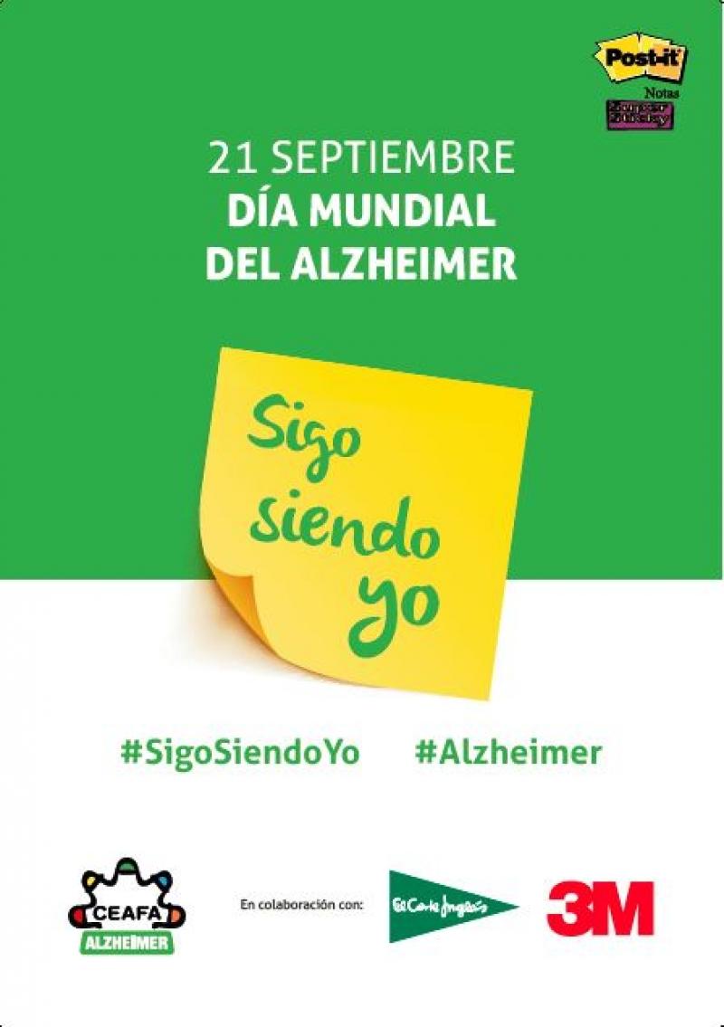 Resultado de imagen de día mundial alzheimer 2017